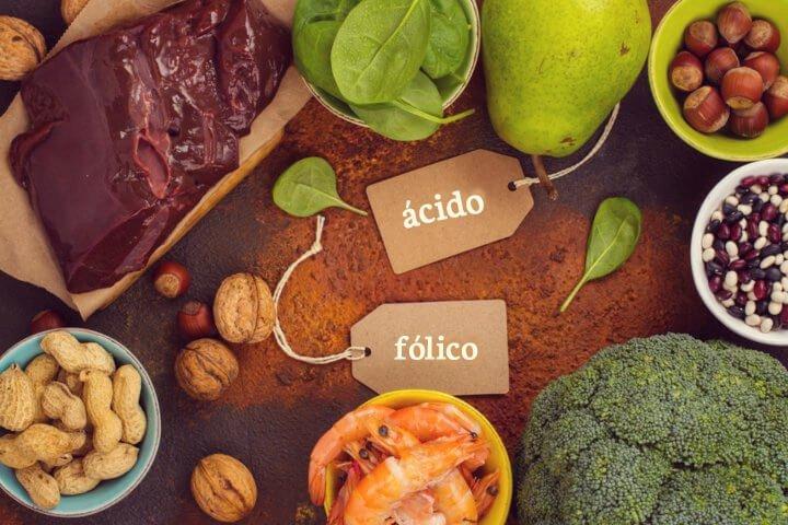 El suplemento diario de ácido fólico puede reducir el riesgo de diabetes gestacional