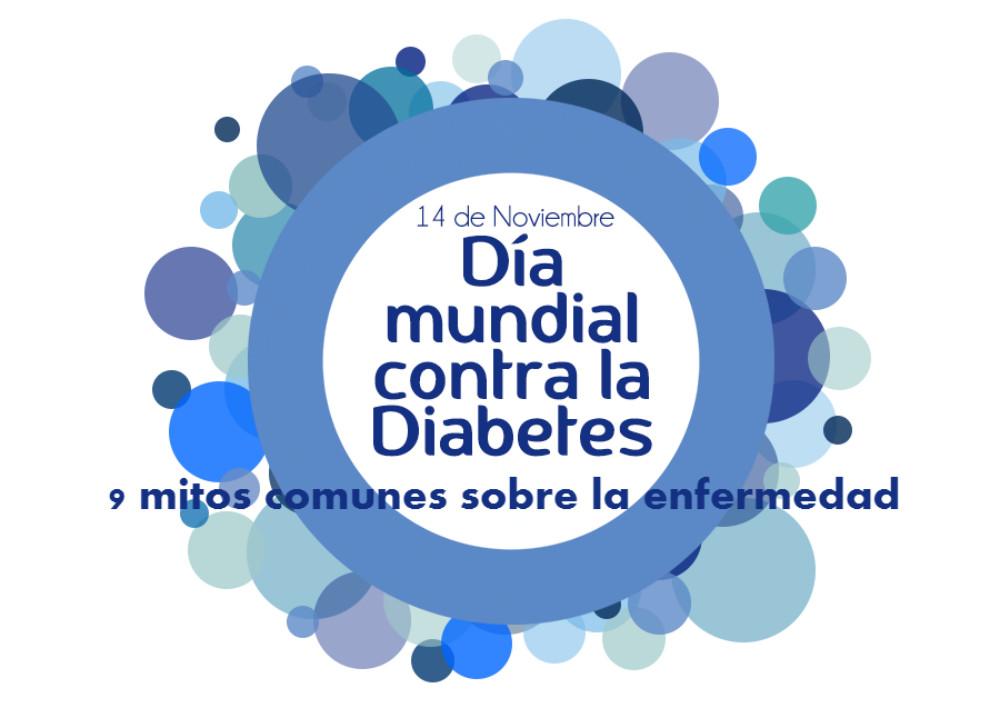 ¡Día Mundial de la Diabetes! Descubre 9 mitos comunes sobre la enfermedad