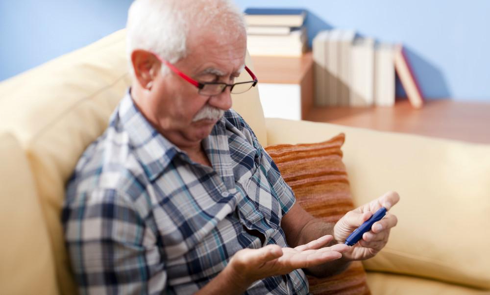 La diabetes y los adultos mayores