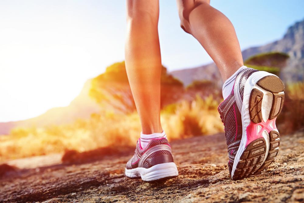 Caminar reduce el riesgo de desarrollar diabetes