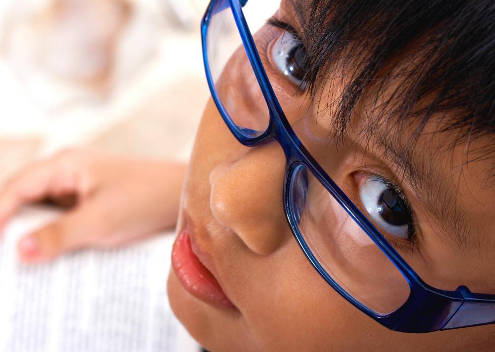 Muchos niños con diabetes no se realizan oportunamente sus exámenes de la vista