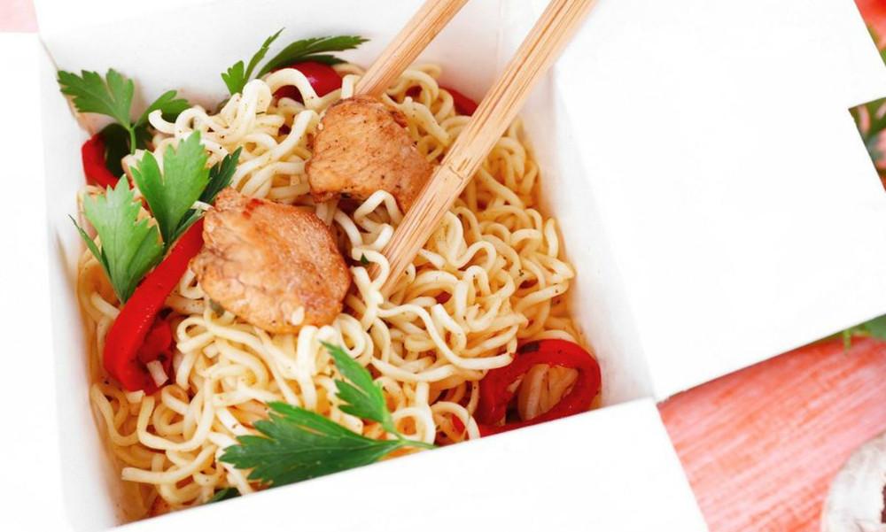 El riesgo de diabetes aumenta con la comida para llevar