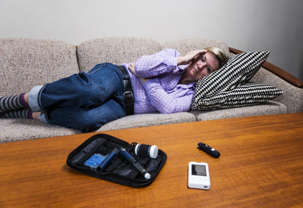 Los efectos de la diabetes en su cuerpo