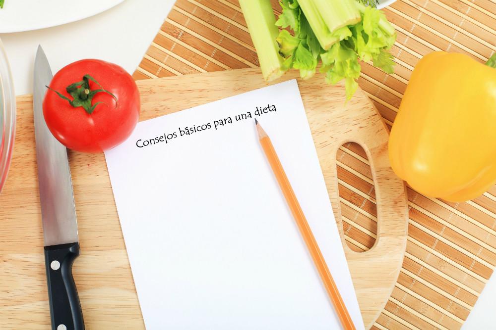 Consejos básicos para seguir una dieta para la diabetes