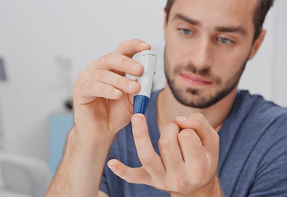 Reconocer los síntomas de la diabetes en los hombres