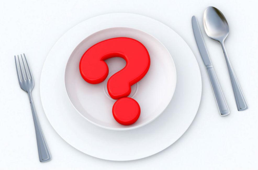 Preguntas frecuentes sobre los hábitos alimenticios de un diabético