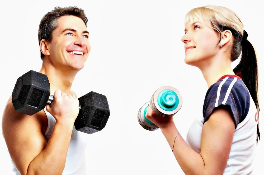Los ejercicios de levantamiento de peso pueden reducir los riesgos de enfermedades del corazón en diabéticos