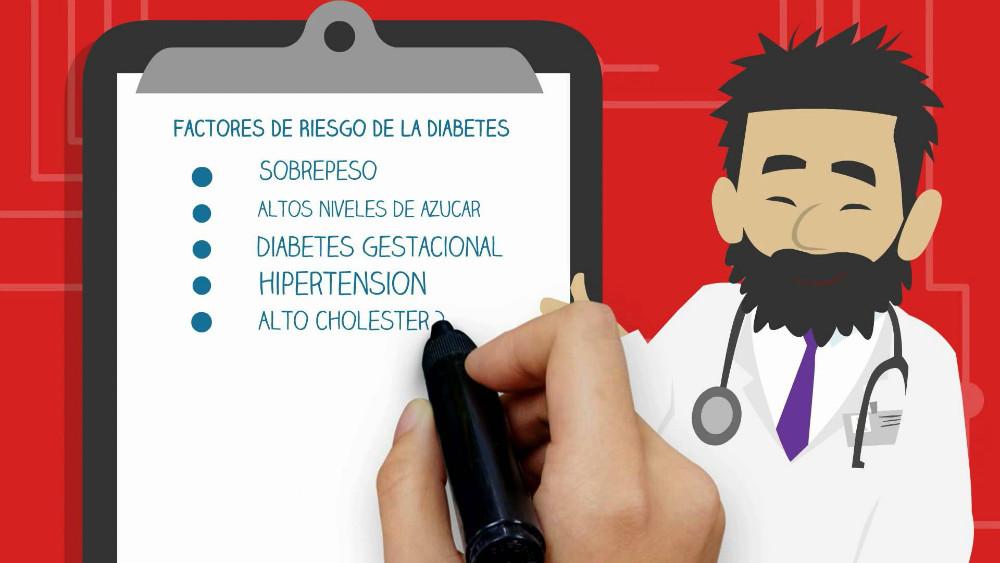 Guía rápida de los factores de riesgo que podrían llevarlo a desarrollar diabetes