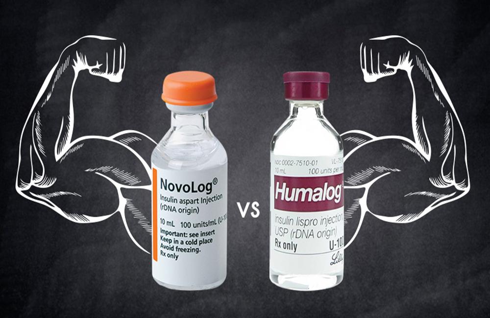 Humalog vs. Novolog: diferencias importantes y más