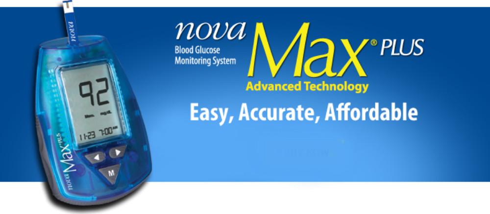 Medidor de glucosa Nova Max Plus debuta para hacer frente a la diabetes