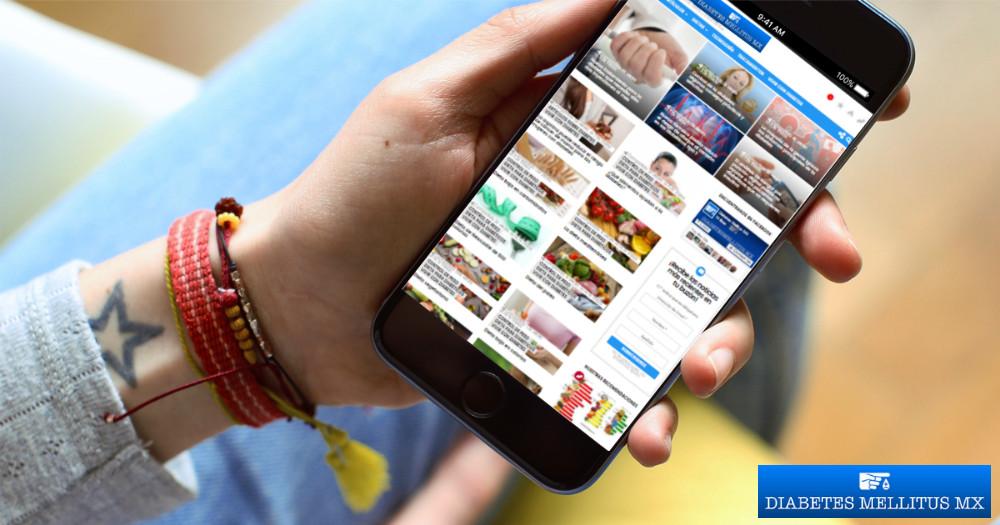 Recibir mensajes de texto sobre salud diariamente puede ayudar a controlar la diabetes