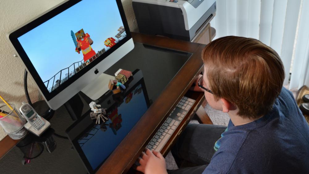 Minecraft se transforma en un juego para ayudar a los niños frente a la aparición de la diabetes tipo 1