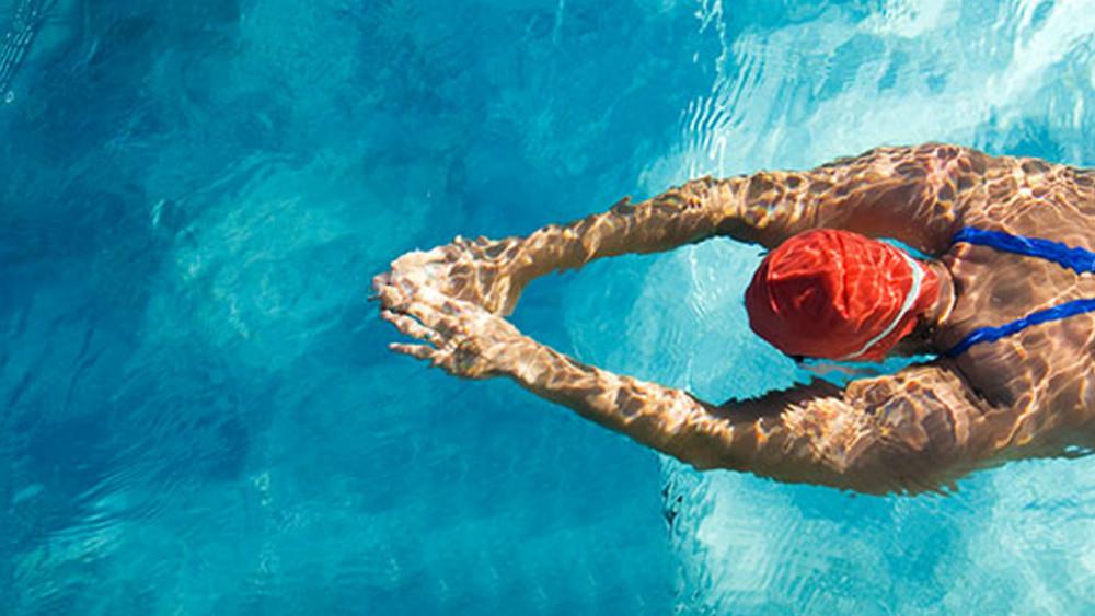 La natación es un gran ejercicio para la diabetes