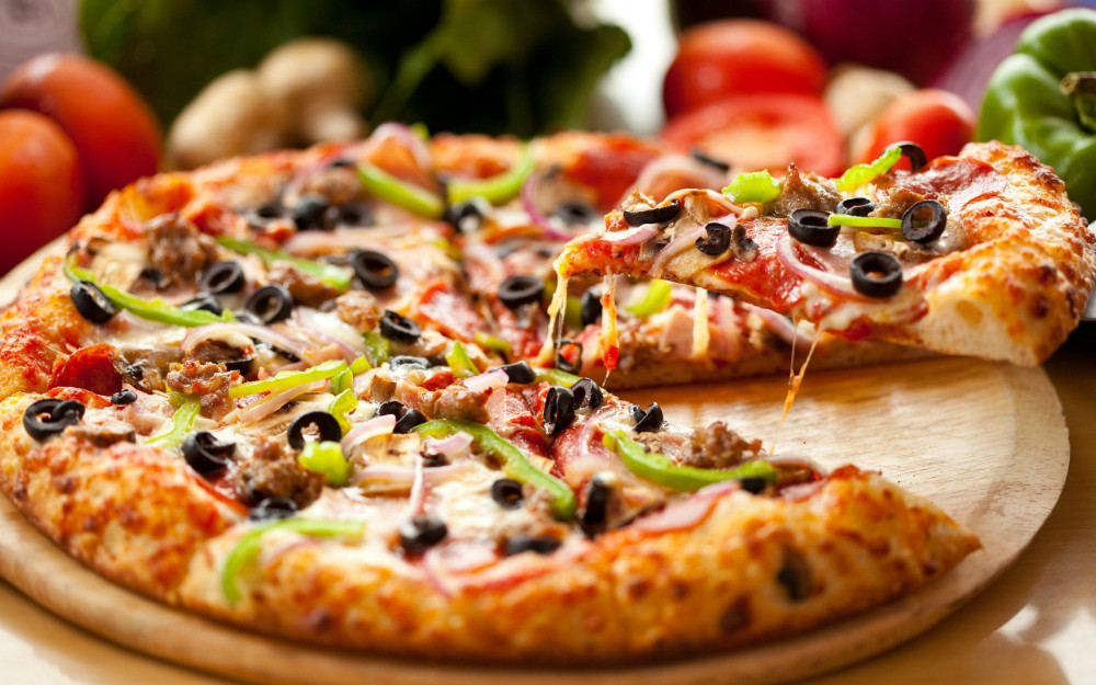La pizza puede ser lo peor si usted tiene diabetes