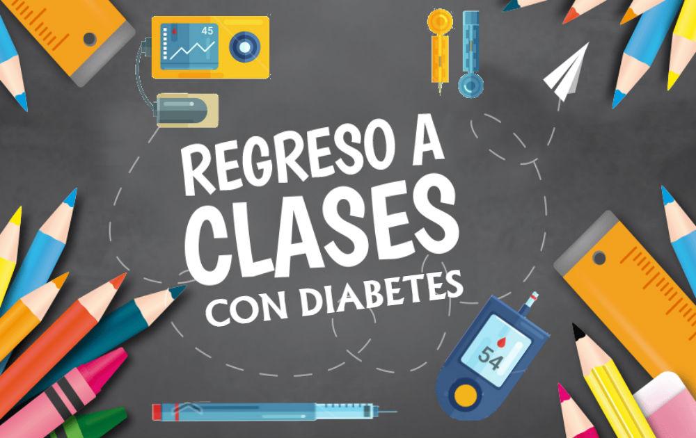 Consejos para el regreso a la escuela con diabetes