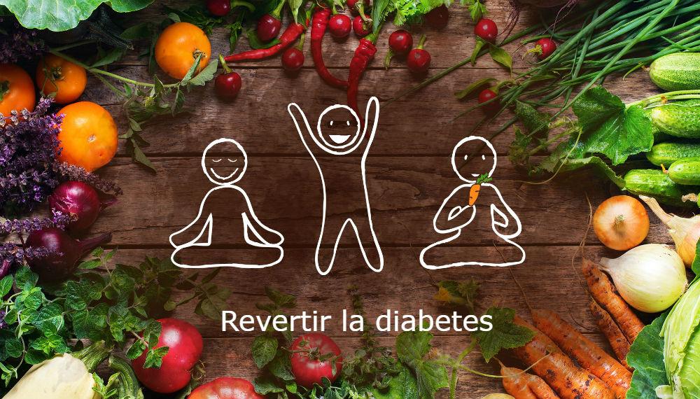 Revertir la diabetes tipo 2 sin medicamentos