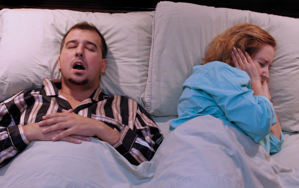 ¿Quiere evitar la hipertensión y la diabetes? Detenga su apnea del sueño