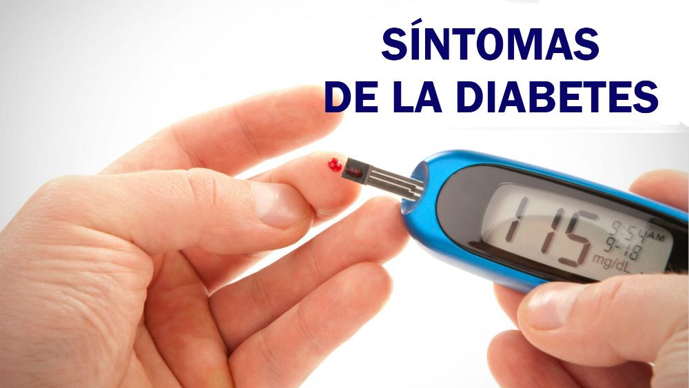 Se pueden identificar fácilmente los signos de la diabetes