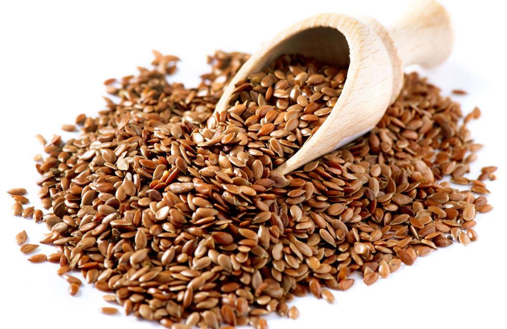 Comer semillas de lino controla el azúcar en la sangre