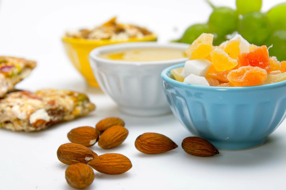 Ideas de bocadillos para una dieta para diabéticos