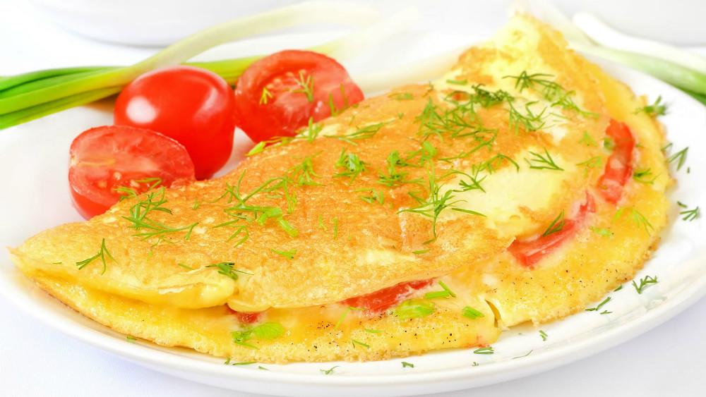 Receta básica de tortilla de huevo para hacer sus propias creaciones amigables con su diabetes