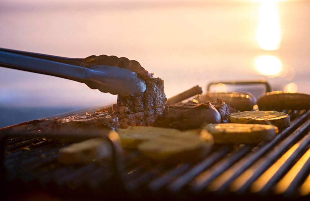 Diabetes. Controle las porciones este verano: de la playa a la barbacoa