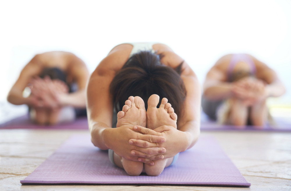 Practicar yoga para controlar la diabetes efectivamente
