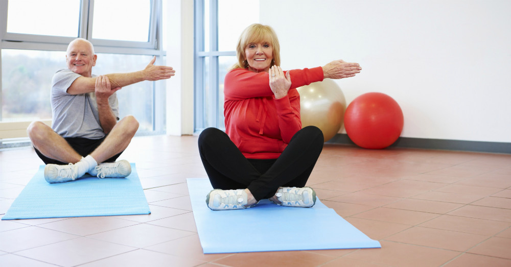 Yoga y el apoyo entre pares para cuidar la diabetes de tipo 2