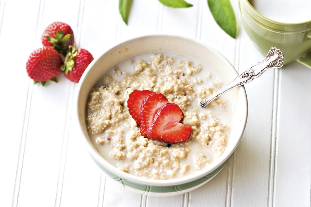 Recetas para el desayuno con harina de avena, sanas y equilibradas, para las personas con diabetes