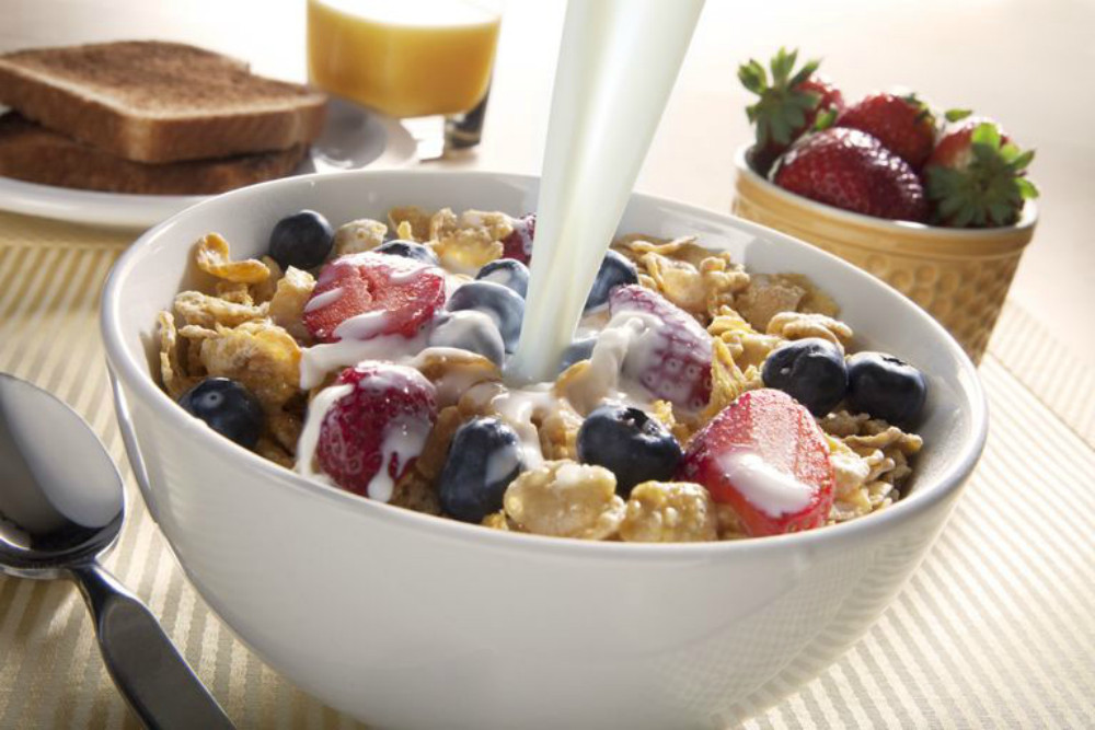 ¿Debe comer cereales para el desayuno si tiene diabetes?