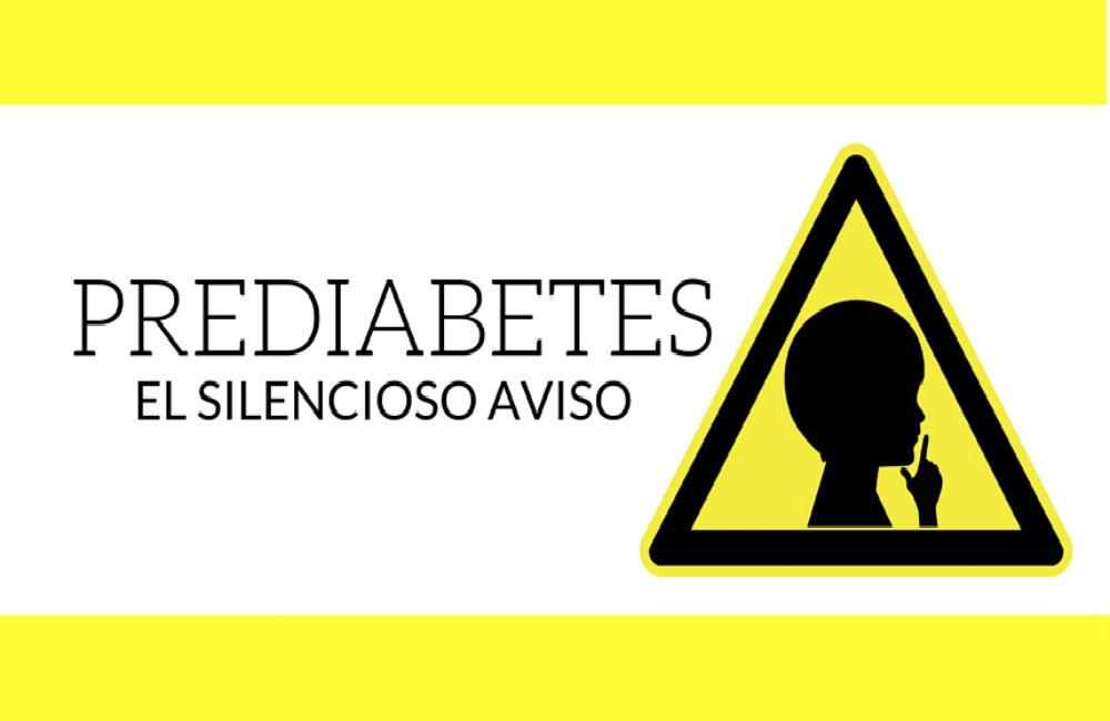 De la prediabetes a la diabetes