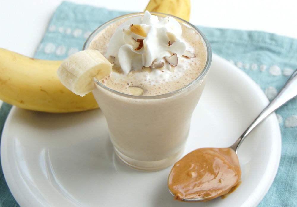 Recetas de smoothies de crema de cacahuete para diabéticos